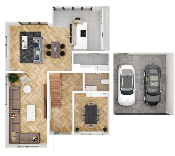 Floorplan Juniper