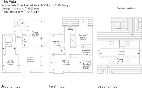 Floorplan Vela