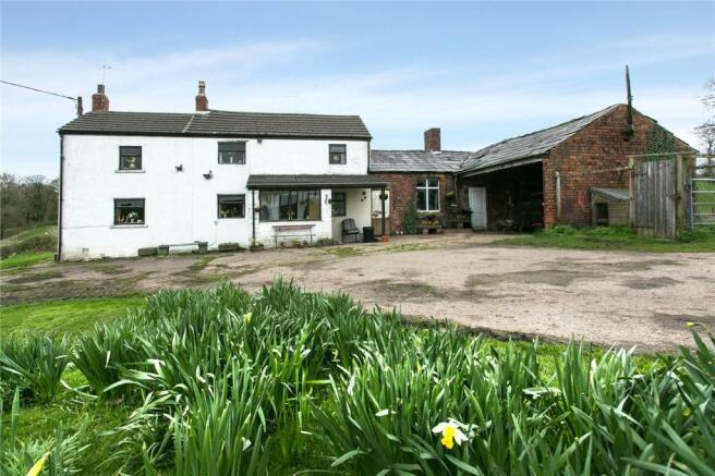 Lot 1 Farmhouse