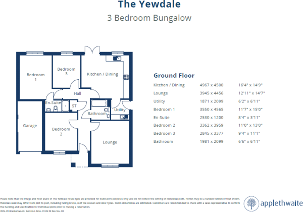 The Yewdale 1