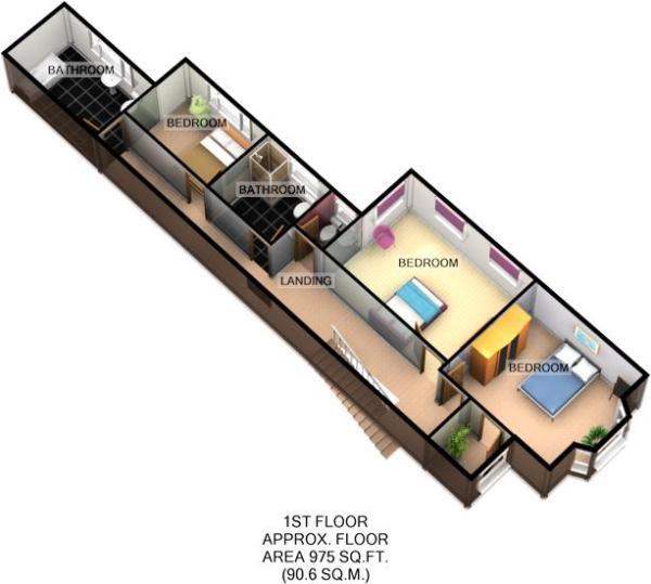 Floorplan No. 19