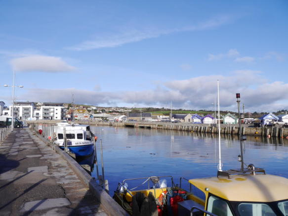 Short walk to Harbour