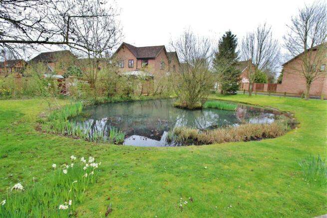 Cranesfield Duck Pond