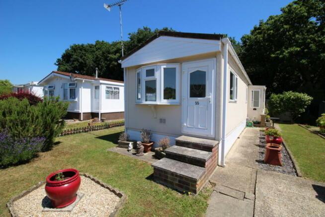 1 bedroom mobile home for sale in Hamble Park, Warsash, SO31