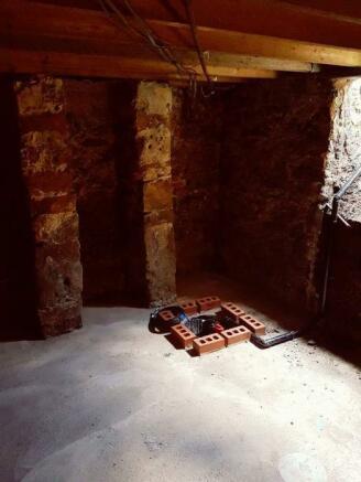 Cellar/Storage Room