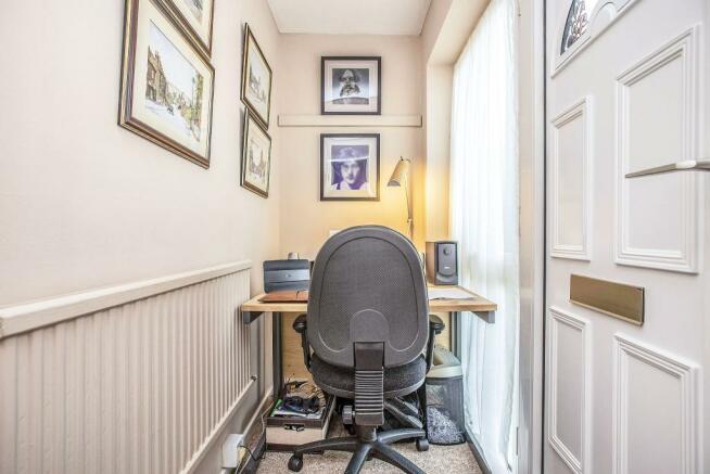 Office Area/Porch