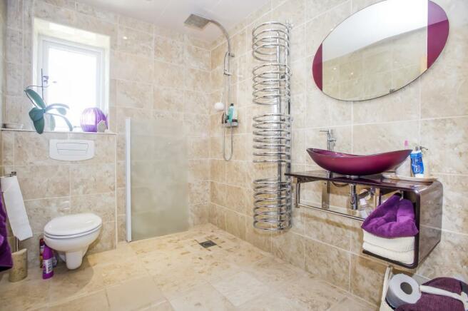 Wet Room (Detached B