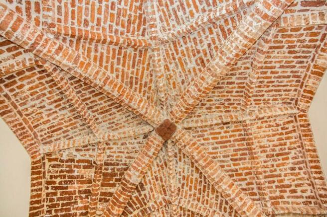 Chapel Ceiling