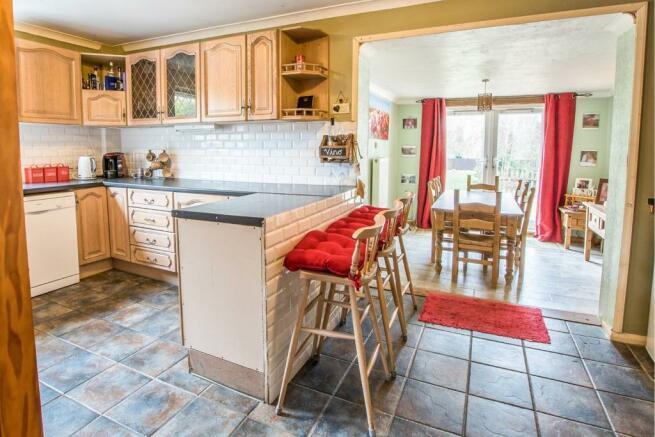 Kitchen open plan di