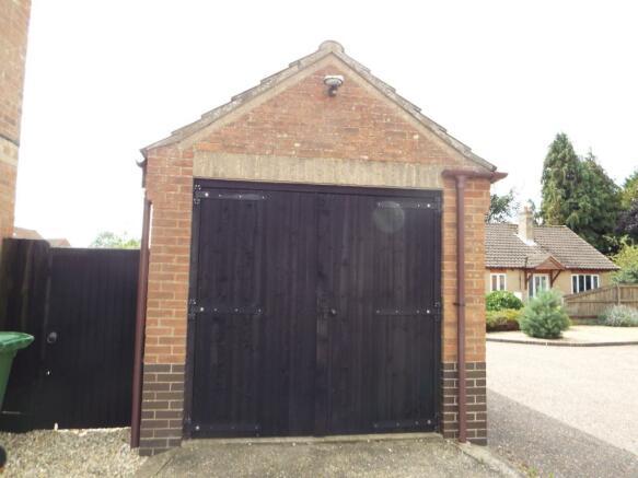 Storage Garage with