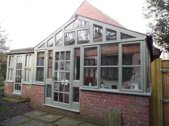 Conservatory  from o