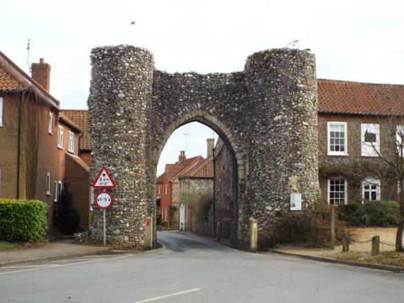 Bailey Gate