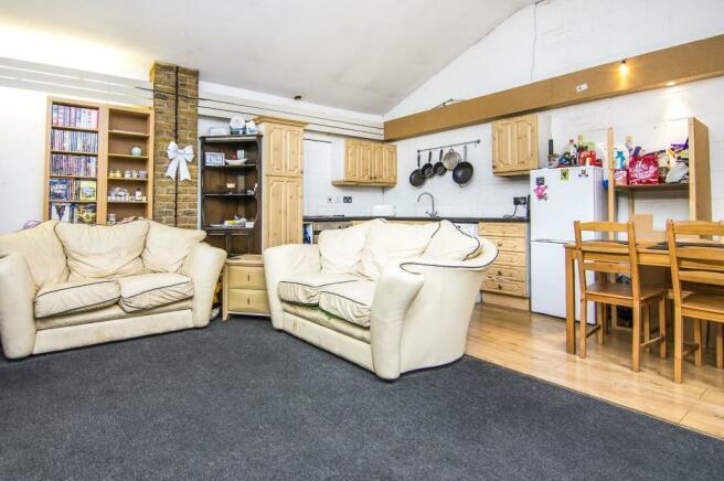 Annexe Living Area /