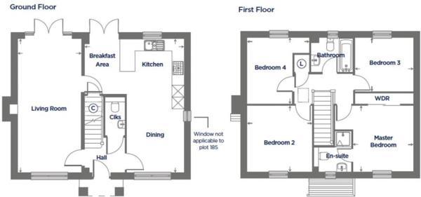 Teasel Floor Plan