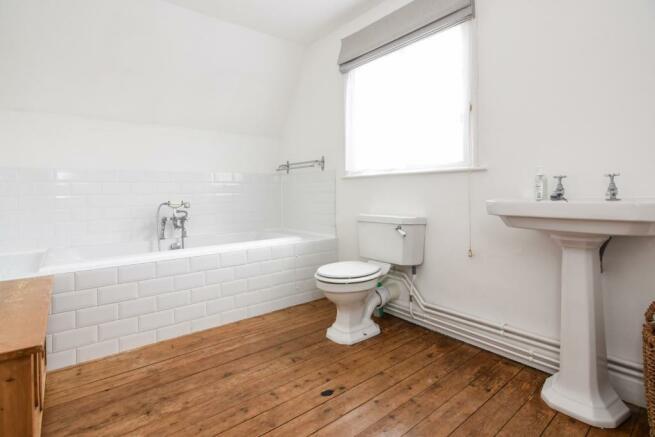 Bathroom/Bedroom 3