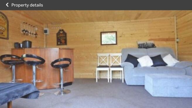 Garden Cabin 2