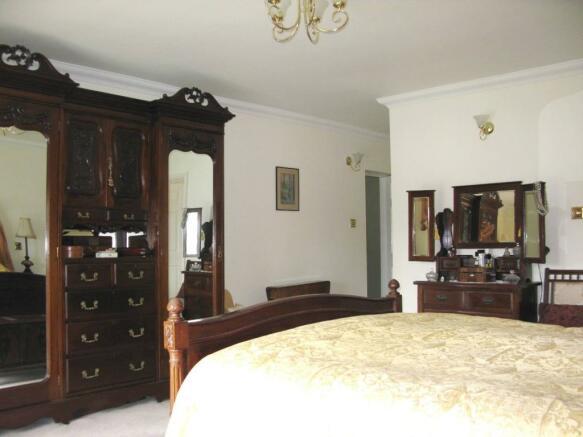 Main Bed Inner