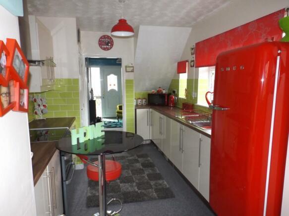 Kitchen & Utility Ar