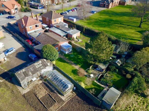 Aerial Plot View