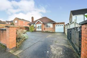 Photo of Dalestorth Road, Sutton-In-Ashfield, Nottinghamshire, Notts, NG17