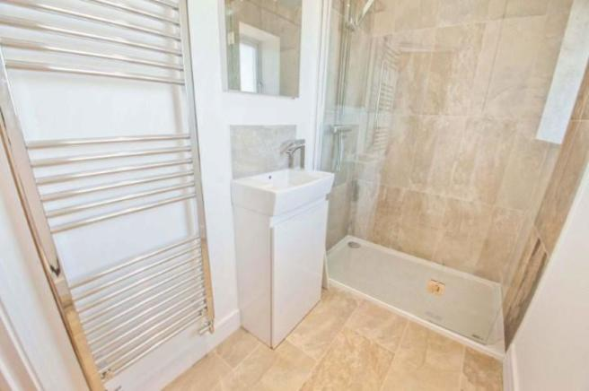 Shower Room Illustra