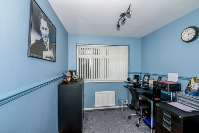 Bedroom 4 As Study
