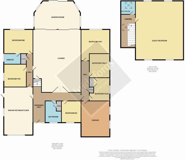 7 Bedroom Detached House For Sale In Birks Road, Heddon-On