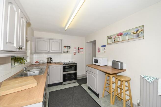 The Cottage Kitchen