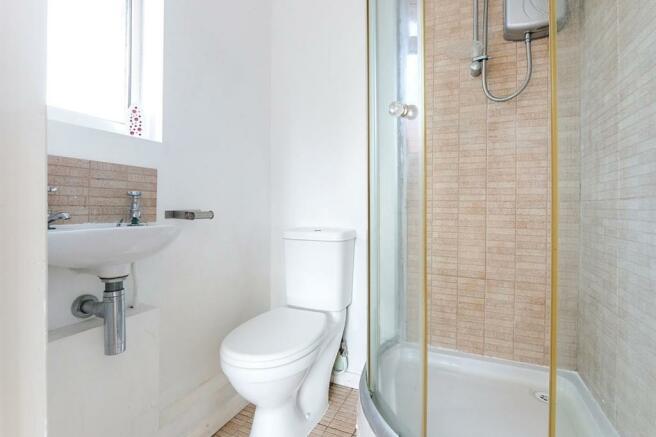 Ensuite-Shower Room