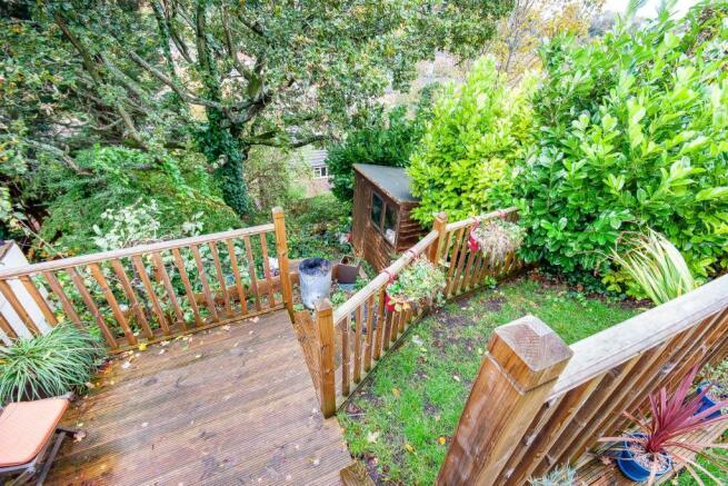 Lower Garden Levels