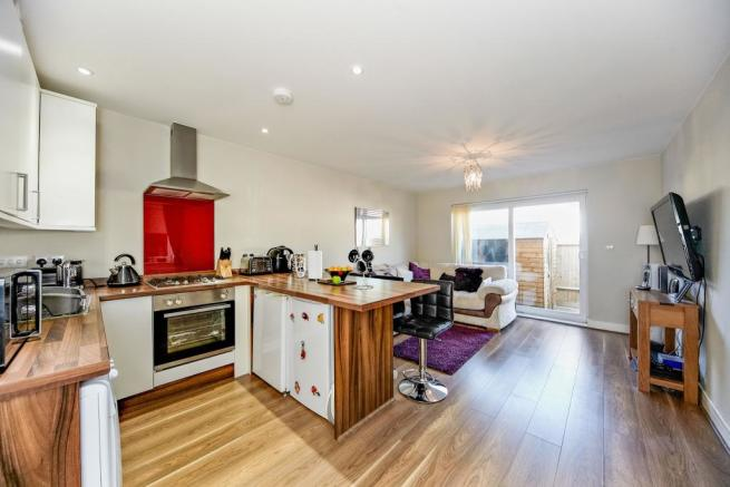 Open Plan Living Roo