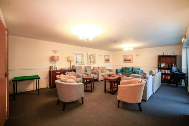 Resident's Lounge