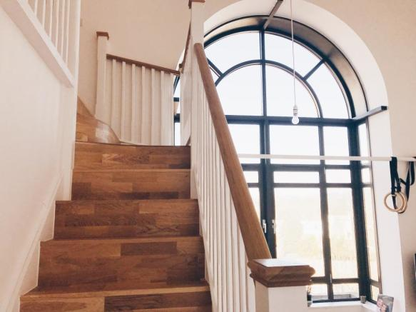 Stair and Window