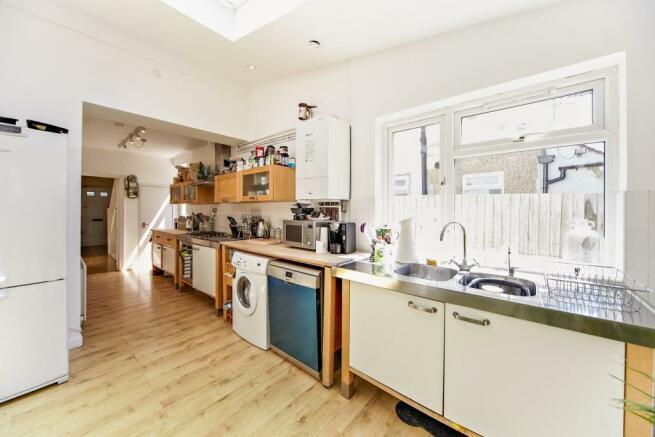 Kitchen/Family area