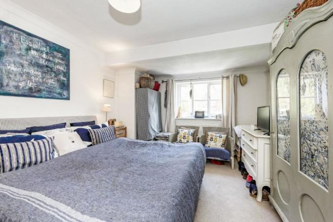 msater bedroom