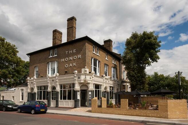 Honor Oak Pub