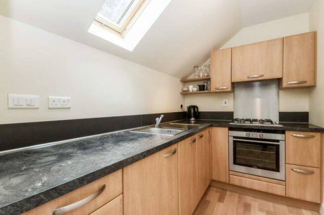 Kitchen In Flat