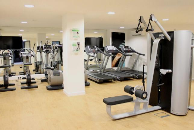 Private Resident Gym