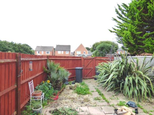 Enclosed Rear Garden
