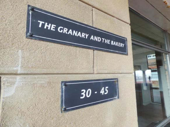 The Granary And The