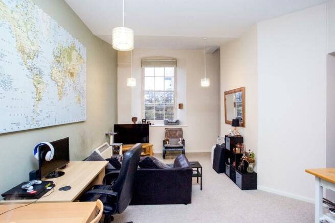 Open Planned Lounge/