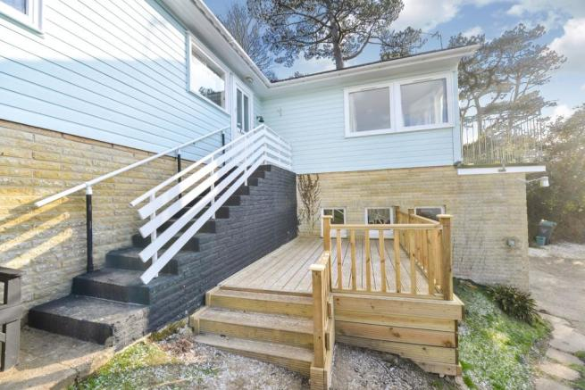 Front decking