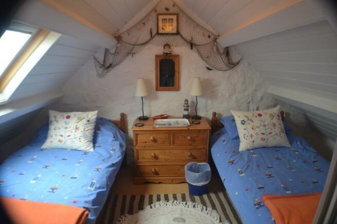 Crog Loft Bedroom