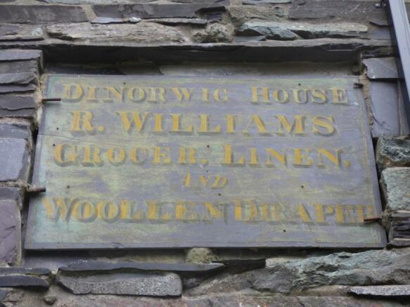 Shop Old Sign