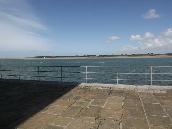 View of Menai Strait
