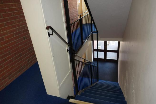 Communal Stairs
