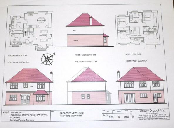 Plans & floor plan