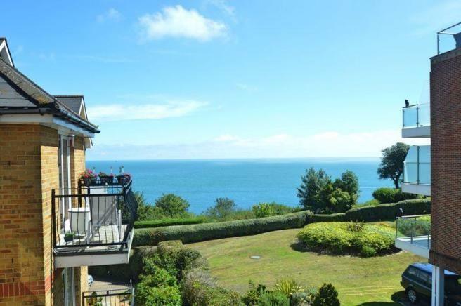 Bsalcony sea view