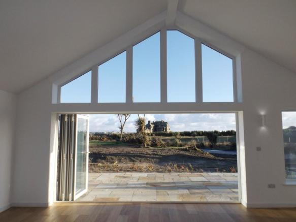 Open-Plan Living Are