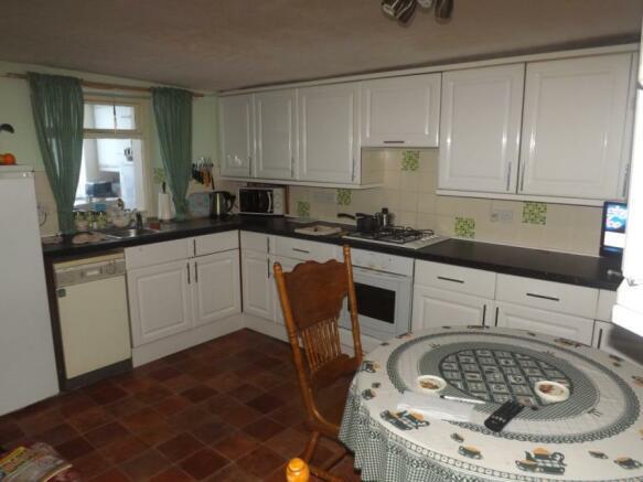 Lower Ground Kitchen